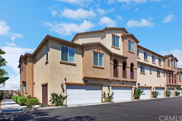 Newer Built in fabulous location in the beautiful community of TESORO TRAILS. This highly upgraded townhome is the largest floor plan boasting 2223 Square feet with 4 Bedrooms And 3.5 Baths. Enter on the first level of this tri-level townhome which has 1 bedroom with attached bathroom, hallway closet and direct access to a two car garage.  The second level is host to a modern great room family room which opens to the gourmet kitchen complete with oversized kitchen island, rich dark wood cabinets, granite counters and stainless steel appliances. This second floor also includes a full size laundry room and half bath. Living room opens to a beautiful balcony where you can enjoy the California sunsets. Third level includes 2 guest bedrooms with another full size bathroom and master suite with walk in closet and upgraded bathroom. Home also includes an abundance of energy efficient features. Tesoro Trails is conveniently located just off the 241 Road Road, walking distance to movies theaters, shopping, parks and lakes and award winning school district. This one is a must see!